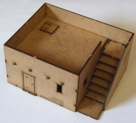 28mm Adobe with steps
