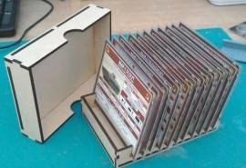Team Yankee Card Box Kit