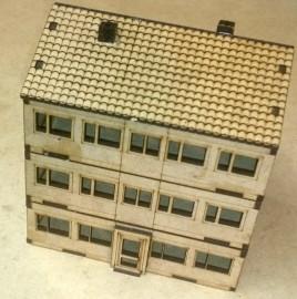 15mm WW3 Post WW2 Apartments 01 (Team Yankee)