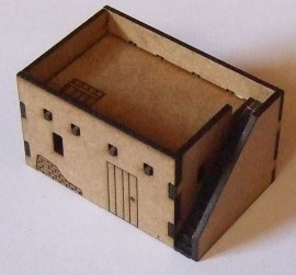 15mm Small Adobe with steps