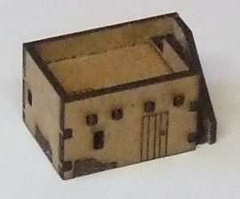 10mm Small Adobe with steps