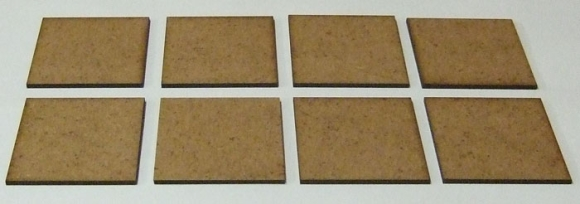 50mm Frontage Bases